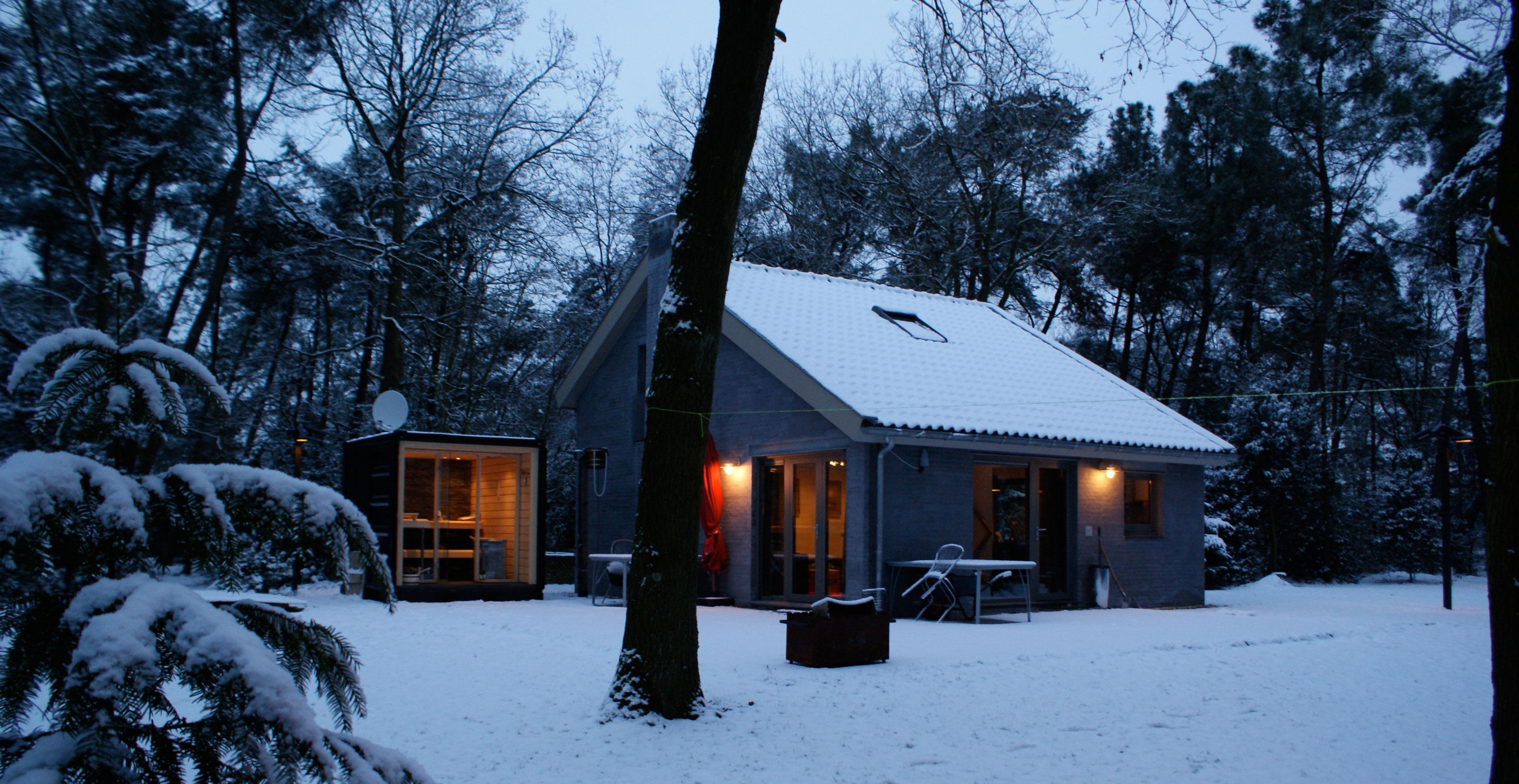 Ook in de winter een warm welkom